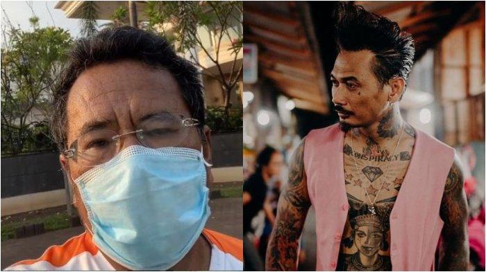 Jerinx SID Gelar Demonstrasi Tolak Rapid Test, Hotman Paris Imbau Kapolda dan Gubernur Bali