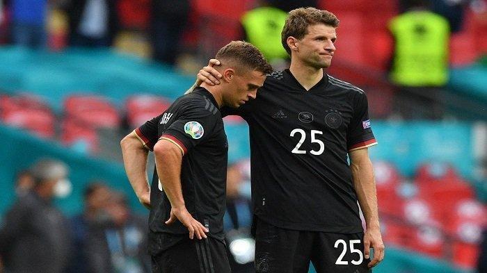 Hasil Euro 2021, 3 Utusan Grup Neraka Tumbang, Jerman Susul Kegagalan Prancis & Portugal