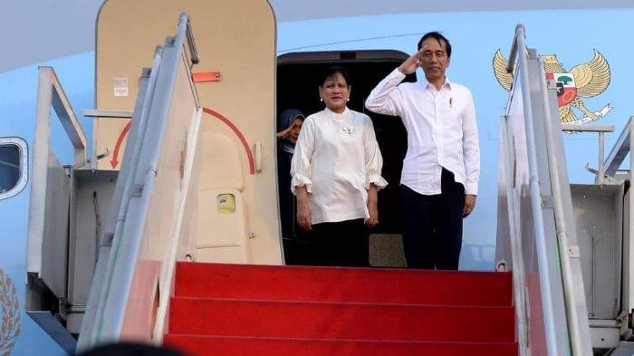 Jokowi Diperkirakan Mendarat di Ambon Malam Ini, Berikut Agenda Kerja Presiden