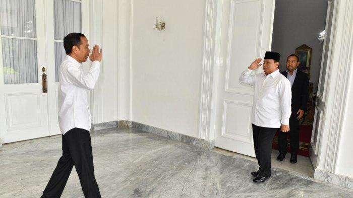 Pengamat Sebut Jokowi Tidak Akan Ganti Prabowo dari Menteri Pertahanan, Ini Alasannya