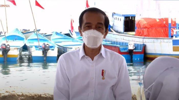 Jokowi: Pemerintah Seoptimal Mungkin Cari dan Selamatkan KRI Nanggala
