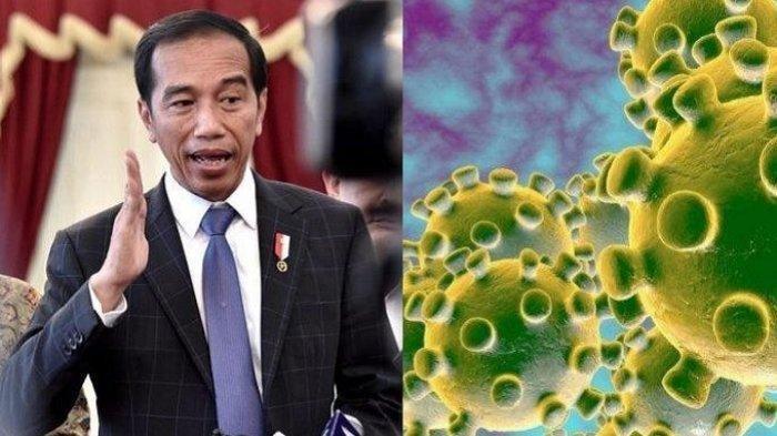 Ini Tiga Provinsi yang Disebut Presiden Jokowi Masih Tinggi Penularan Virus Corona