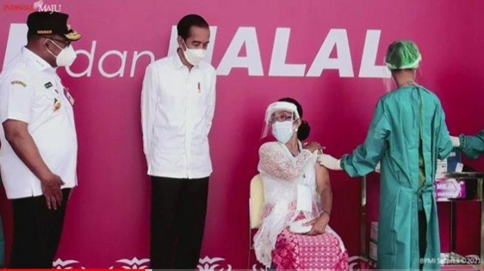 Vaksin Sinovac untuk Lansia, yang Lain Pakai AstraZeneca