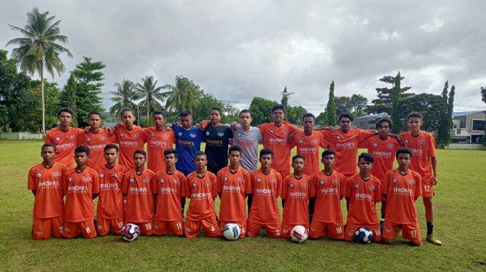 Bagai Tim Liga Spanyol, Gafar Lestaluhu Ungkap Kunci Kemenangan Jong Ambon FC