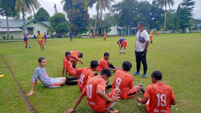 Angka Covid Meningkat Jelang Turnamen dan Liga, Jong Ambon FC Dirumahkan Sementara
