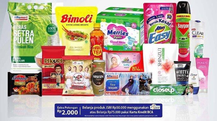 Promo JSM Alfamart 18-20 Desember 2020, Nikmati Belanja dengan Harga Terbaik di Akhir Pekan!