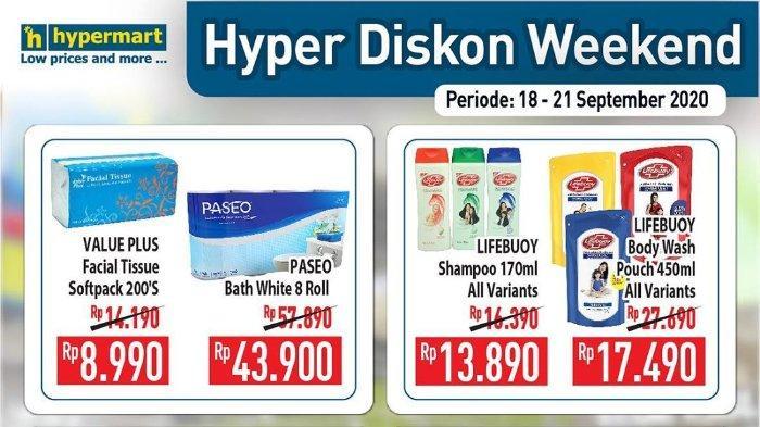 Katalog Promo JSM Hypermart 18-21 September 2020, Harga Spesial dengan OVO Cash