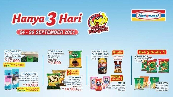 Promo JSM Indomaret 24-26 September 2021: Torabika Gilus Mix Gula Aren 10x23g pck Rp 7.900