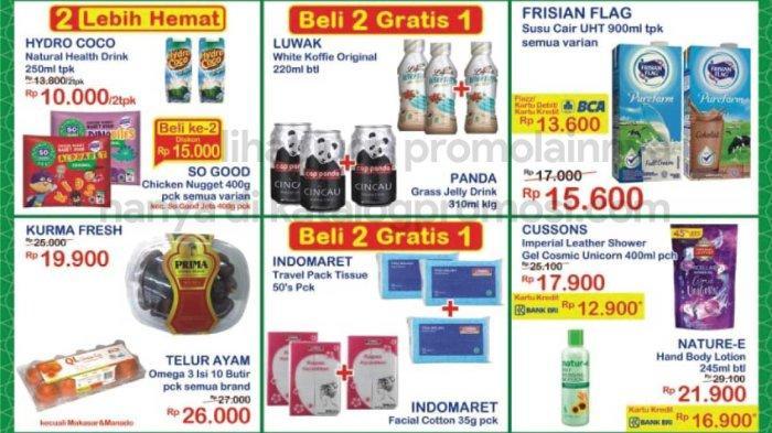 Promo JSM Indomaret 23-25 April 2021: Diskon Rp 15.000 Pembelian Kedua So Good Chicken Nugget