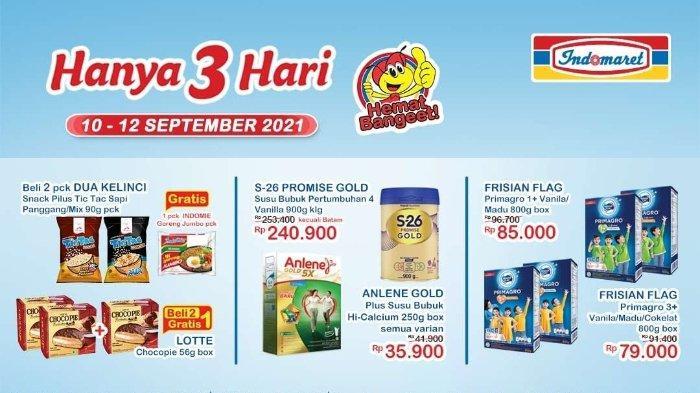 Promo JSM Indomaret 10-12 September 2021: Lotte Choco Pie Beli 2 Gratis 1