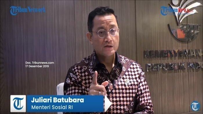 VIRAL Video Lama Wawancara Juliari Batubara soal Korupsi: Kalau Kita Tidak Serakah, Tak Akan Korupsi