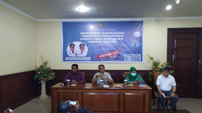 Update Corona Maluku: Status ODP jadi 53 Orang, Satu PDP, dan Satu Positif Corona