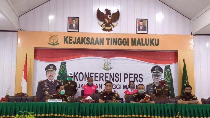 Kasus Korupsi Taman Kota KKT – Maluku Rugikan Keuangan Negara Hingga Rp 1,38 Milliar