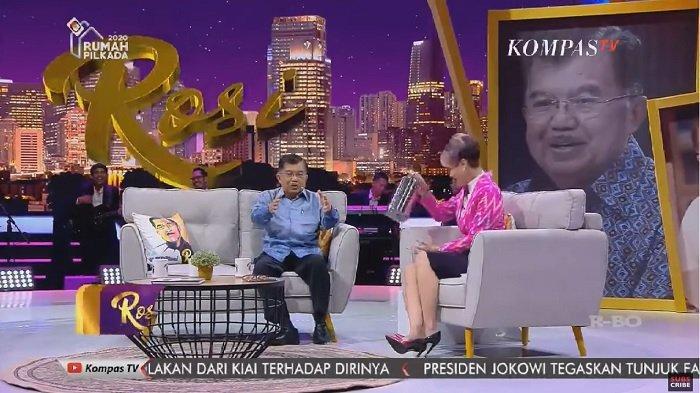 Rantang Bekal Masakan Istri Dibawa Ajudan, Jusuf Kalla: Kau Ini Anggap Enteng Jabatan Wapres