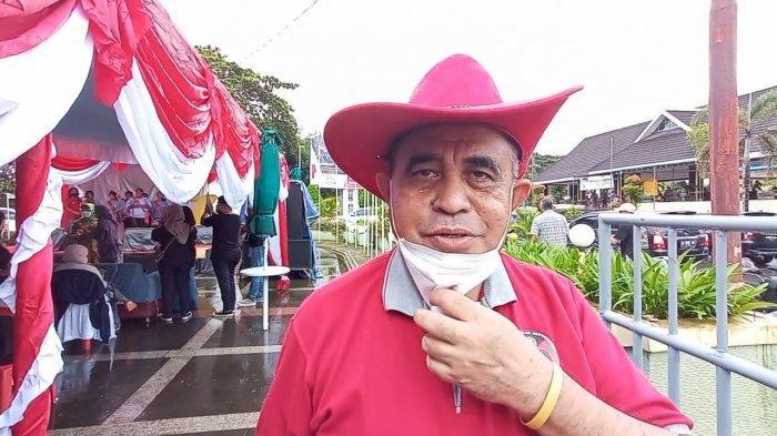 Marcus Pattinama Janji Bangun Jalur Disabilitas di Gong Perdamaian