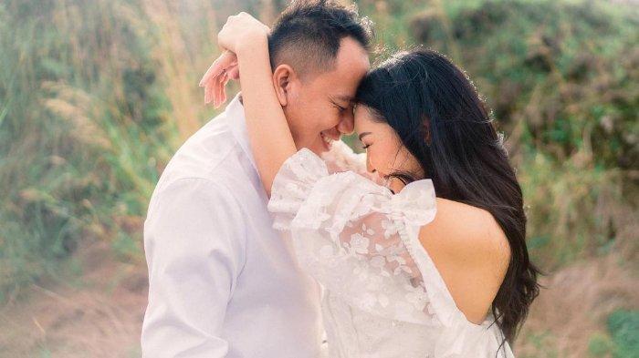 Resmi Jadi Suami Istri, Vicky Prasetyo Akui Ingin Punya 3 Anak Bersama Kalina Oktarani