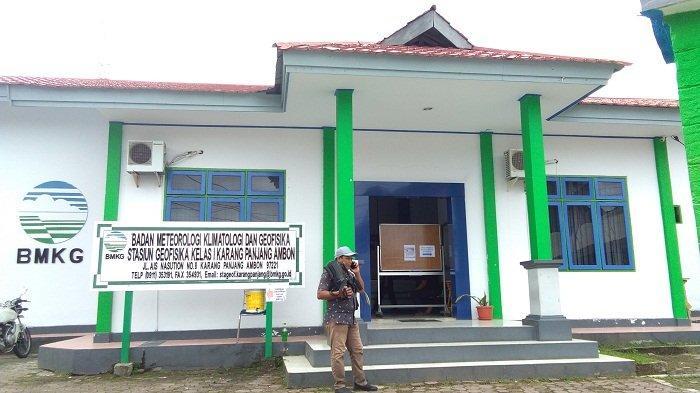 Gempa Guncang Maluku Tengah, BMKG Ambon: Potensi Tsunami Telah Berakhir