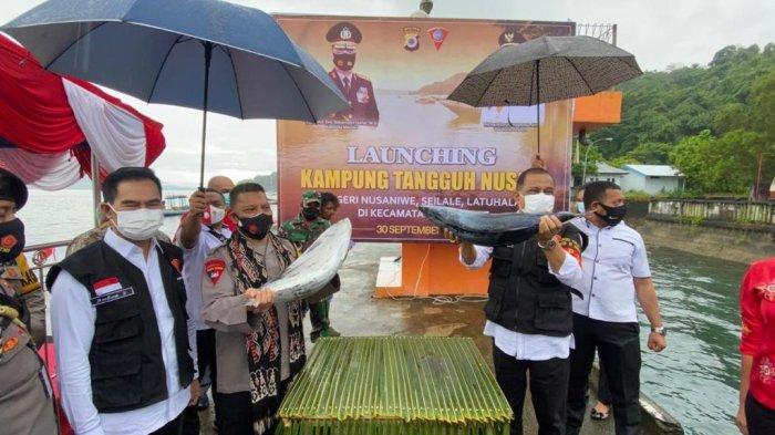 Mengenal 3 Kampung Tangguh Lawan Covid-19 di Ambon, Perkuat Ekonomi Rakyat dari Sektor Perikanan