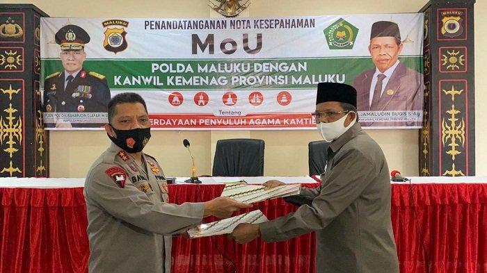 Pertama di Indonesia, Pemberdayaan Penyuluh Agama untuk Kamtibmas Digelar Polda dan Kemenag Maluku