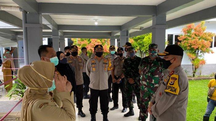 Para Pasien Covid-19 di Maluku Mengeluh Kepada Kapolda, Mulai dari Makanan hingga Asupan Vitamin