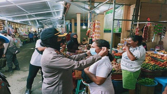 Masyarakat Maluku Diminta Pakai Masker Dua Lapis