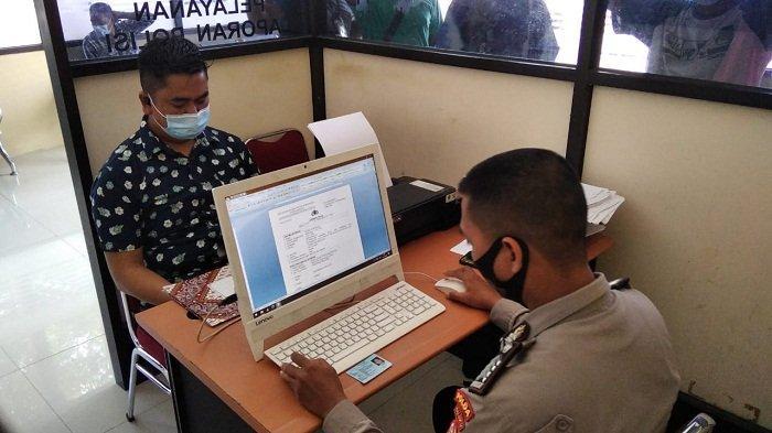 Kapolres SBT Resmi Pidanakan Kader Golkar Maluku ke Polda, karena Sebut Polisi Intimidasi Kades