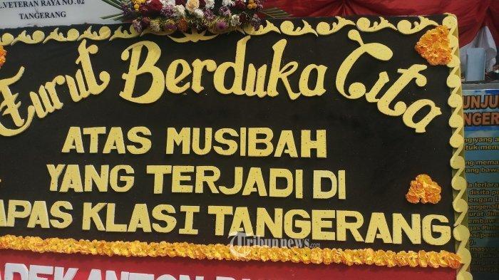 Mantan Tapol Orde Baru Angkat Bicara Sikapi Kebakaran Lapas Tangerang, Ini Tuntutan Mereka