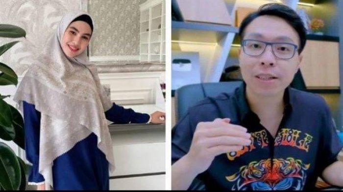 Sambut Iktikad Baik Dokter Richard Lee, Kartika Putri Hadiri Mediasi