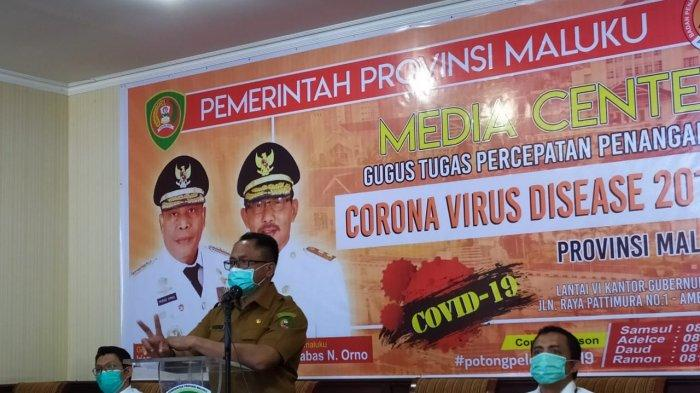 300 Lebih Terpapar Covid-19, Swab Massal di Pemprov Maluku Selamatkan Ribuan Pegawai