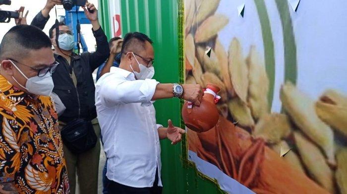 Ekspor Pala Perdana, Sekda Ingin Maluku Punya Laboratorium Khusus Pala