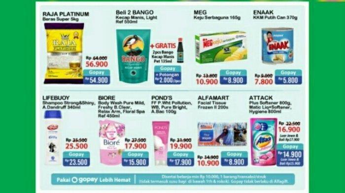 Promo JSM Alfamart Hanya 3 Hari Periode 9-11 April 2021, Belanja Kebutuhan Jelang Ramadhan