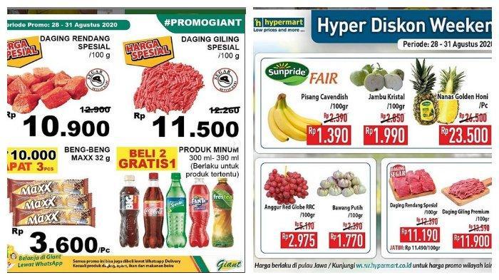 Promo JSM di Hypermart dan Giant, Periode 28-31 Agustus 2020, Garlic Cheese Bread Beli 2 Lebih Murah