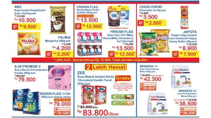Promo JSM Indomaret 21-23 Mei 2021, Belanja Makin Hemat dengan LinkAja hingga ShopeePay