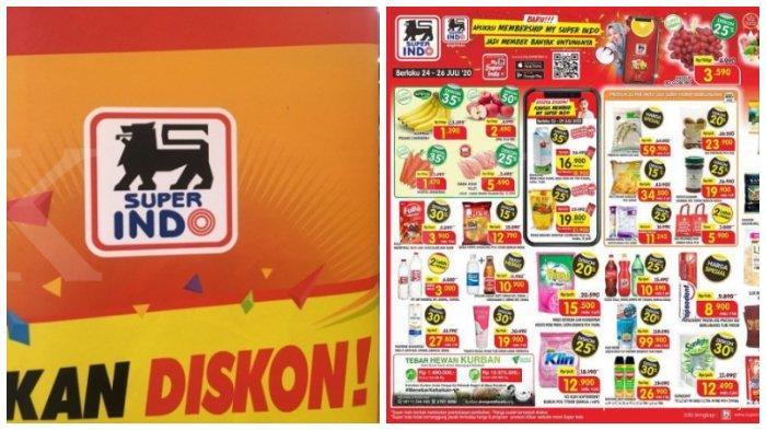 KATALOG Promo JSM Superindo 24-26 Juli 2020, Banjir Diskon di Akhir Pekan