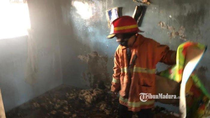 Kebakaran di Malang berawal dari bermain korek api