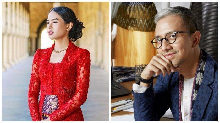 Curi Perhatian, Didiet Maulana Ungkap Alasan Pilih Warna Merah untuk Kebaya Wisuda Maudy Ayunda