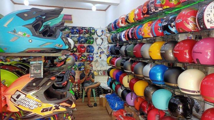 Kedai Bojoel di Jalan Jenderal Soedirman, Kecamatan Sirimau, Kota Ambon,