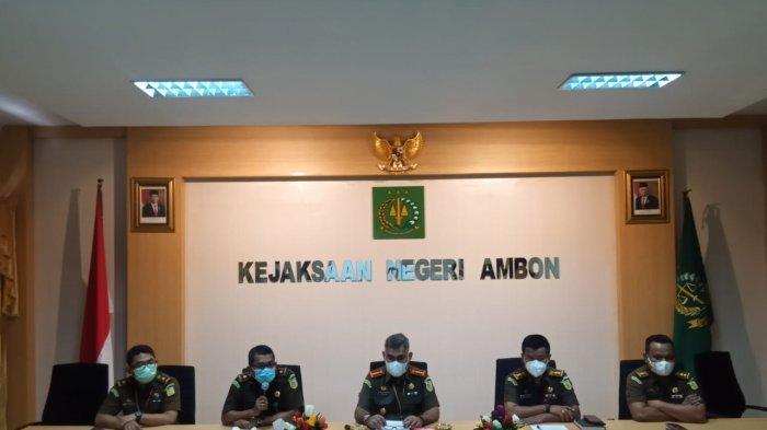 Kadis DLHP Ambon, Lucia Izaak Ditetapkan Jadi Tersangka Kasus Dugaan Korupsi BBM Truk Sampah
