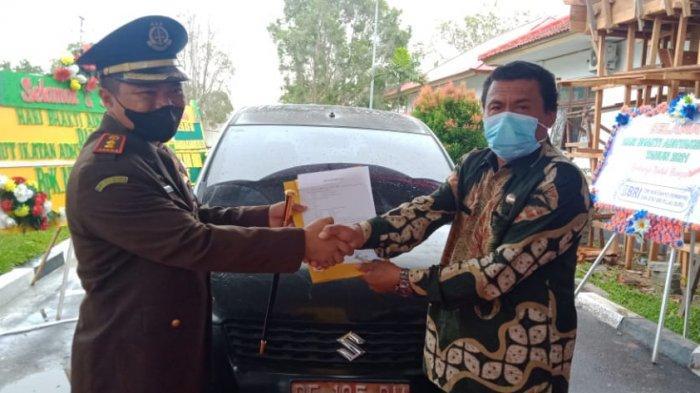 Selamatkan Aset Daerah, Satu Mobil Dinas Milik Pemerintah Daerah Buru Dikembalikan