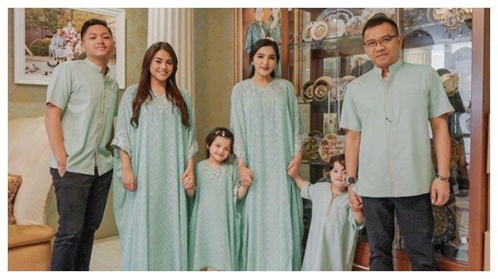 Ashanty dan 3 Anaknya Isolasi Mandiri karena Positif Covid-19, Anang Hermansyah: Semuanya Aman