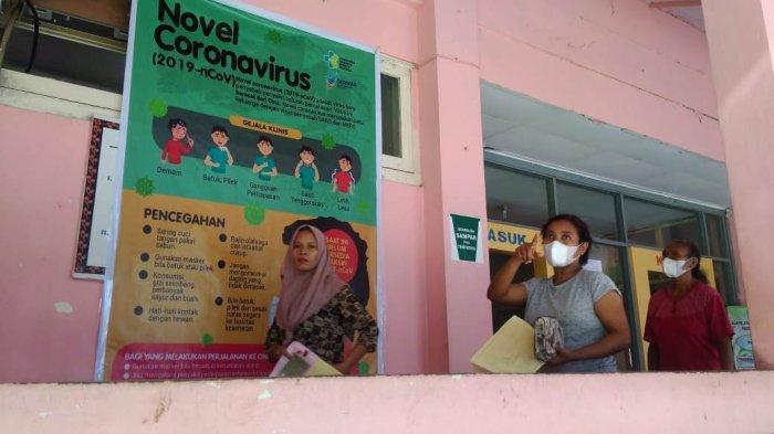Cegah Virus Corona Ambon, RSUD dr Haulussy Cabut Sementara Izin Besuk Pasien, Ini Aturannya