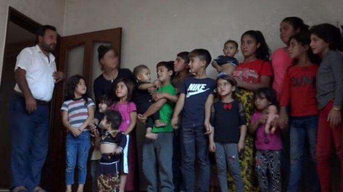 Punya 2 Istri dan 19 Anak, Pria Turki Kesulitan Penuhi Kebutuhan, Kehilangan Pekerjaan saat Pandemi