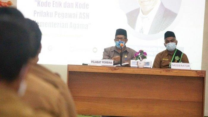 Kanwil Kemenag Maluku Minta Calon Jemaah Haji Bersabar