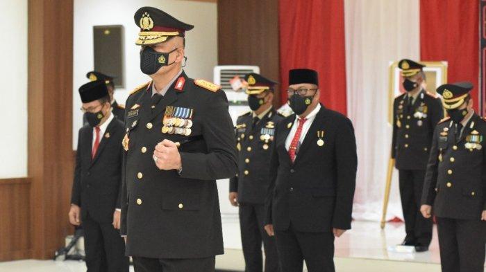 Ratusan Personil Polda Maluku Naik Pangkat, Ohoirat; Bukan Hanya Kerja Keras