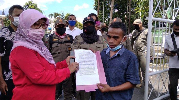 'Pakai Surat' Menteri Tjahjo Kumolo, Mahasiswa Desak Gubernur Maluku Pecat Istri Kedua Bupati Buru