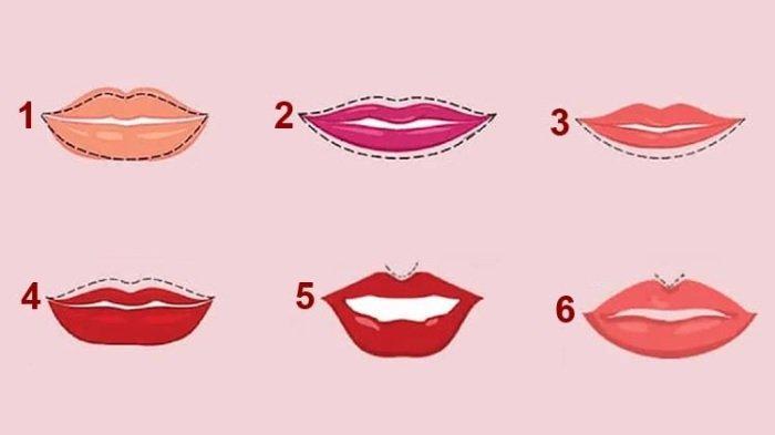 Tes Kepribadian: Bentuk Bibirmu Tunjukkan Orang Seperti Apa Dirimu