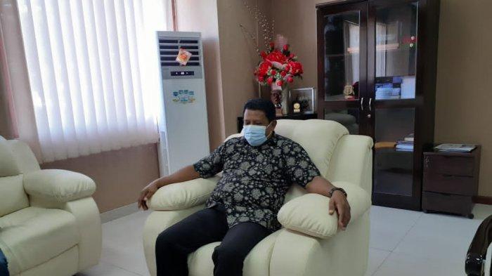 DPRD Bertemu Danlanud Pattimura Ambon Bahas Maluku Siap Jadi Embarkasi Haji Penuh