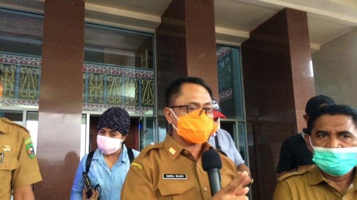 Istri Ketua Harian Gugus Tugas Maluku Positif Covid-19, Ternyata Terinfeksi dari Staf Kantor
