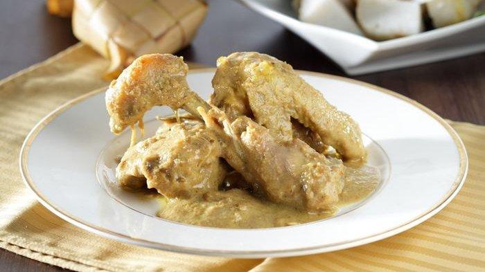 Resep Ketupat Opor Ayam, Sajikan di Hari Raya Idul Fitri agar Lebaran Semakin Istimewa