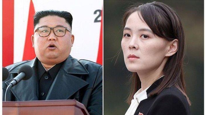 Mengenal Kim Yo Jong Adik 'Alter-Ego' Kim Jong Un, Disebut Bisa Gantikan sang Kakak yang Sakit Parah